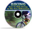 Thumbnail Biking - How To Ride Strong Audio Book