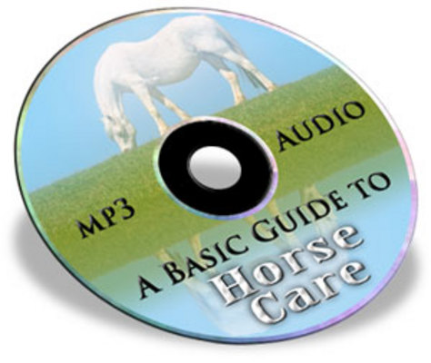 Product picture A Basic Guide to Horse Care Audio Book