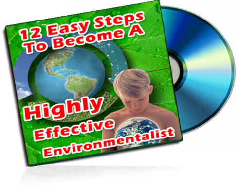 Product picture Become a Highly Effective Environmentalist Audio Book
