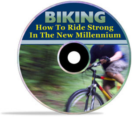 Product picture Biking - How To Ride Strong Audio Book