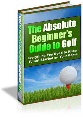 Product picture The Absolute Beginners Guide to Golf