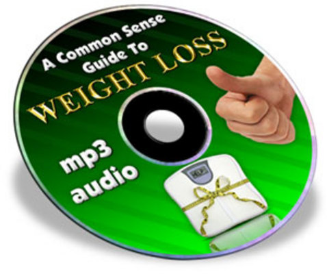 Product picture Common Sense Weight Loss Audio Book