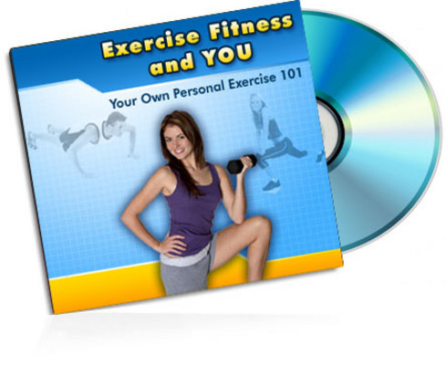 Product picture Exercise Fitness and You! Audio Book