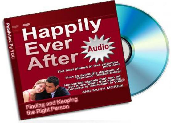 Product picture Find Love and Live Happily Ever After Audio Book