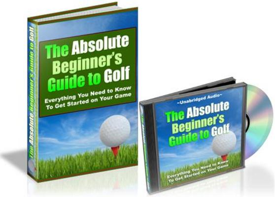Product picture Beginners Guide to Golf Package