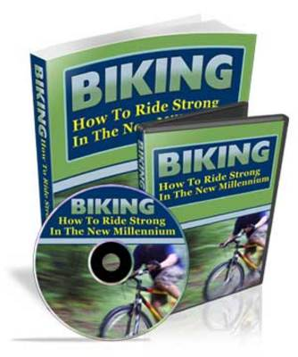 Product picture Biking - How To Ride Strong Package