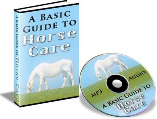 Product picture Basic Guide to Horse Care Package