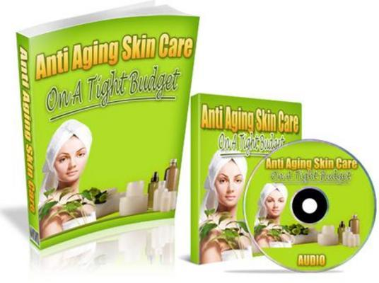 Product picture Anti Aging Skin Care on a Budget Package