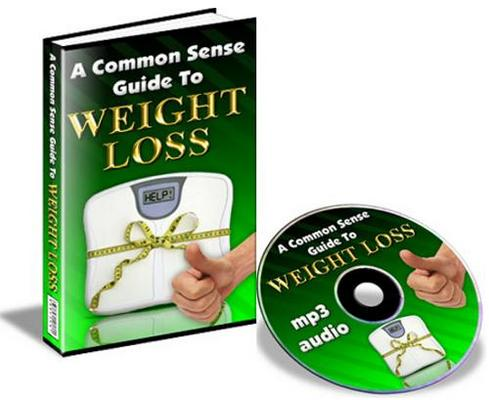 Product picture Common Sense Weight Loss Package